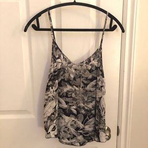 Wilfred, 100% silk tank top